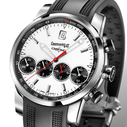 часы Eberhard & Co Chrono 4 Grande Taille