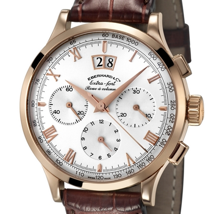 часы Eberhard & Co Extra-Fort Roue à Colonnes Grande Date