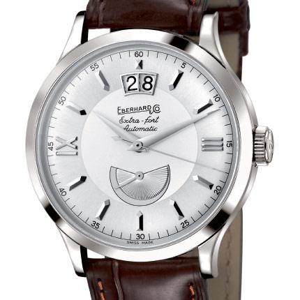 часы Eberhard & Co Grande Date Réserve De Marche