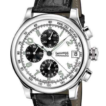 часы Eberhard & Co Traversetolo Chrono