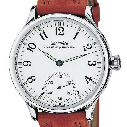 часы Eberhard & Co Traversetolo Vitre