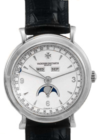 ���� Vacheron Constantin Moonphase Triple-Date Produced in the 1990�s