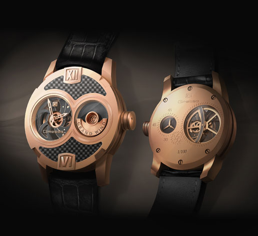 часы Gresso Rose Gold