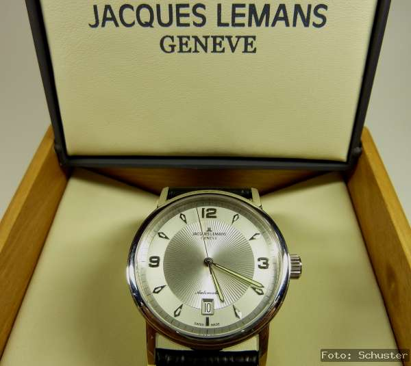Часы jacques lemans 1-1691zk