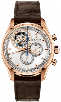 часы Zenith El Primero Tourbillon Chronograph