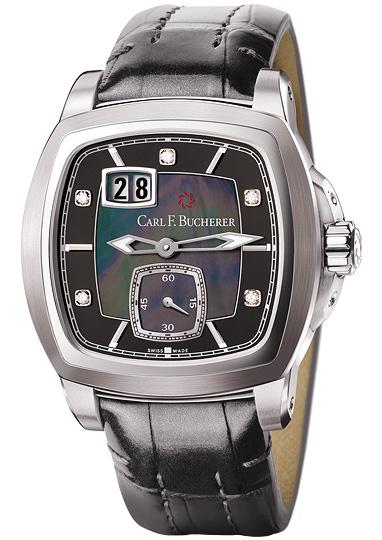часы Carl F. Bucherer Patravi EvoTec BigDate