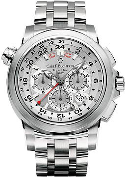 ���� Carl F. Bucherer Patravi TravelTec