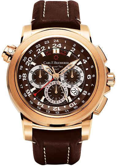 часы Carl F. Bucherer Patravi TravelTec