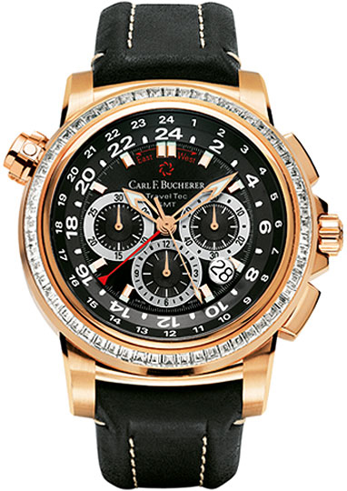 часы Carl F. Bucherer Patravi TravelTec