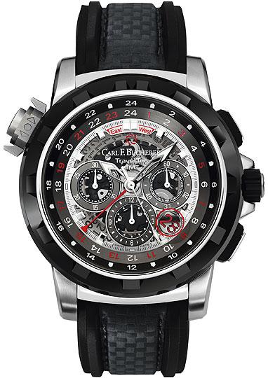 часы Carl F. Bucherer Patravi TravelTec FourX