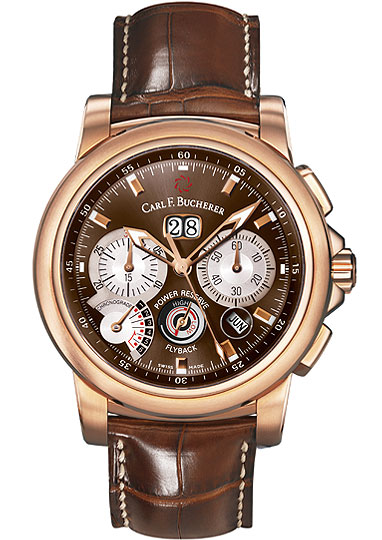 часы Carl F. Bucherer Patravi ChronoGrade