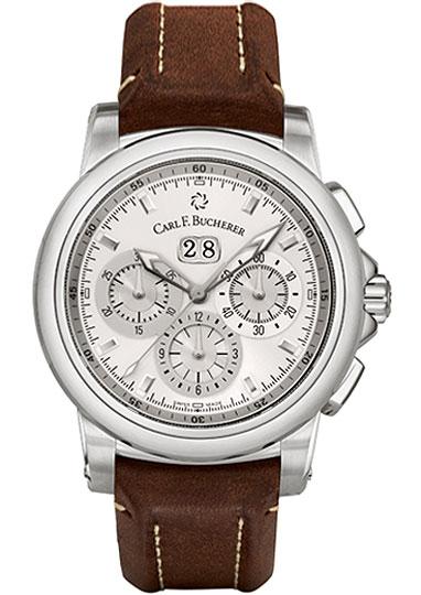 часы Carl F. Bucherer Patravi Chrono Date