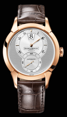 часы Baume & Mercier William Baume