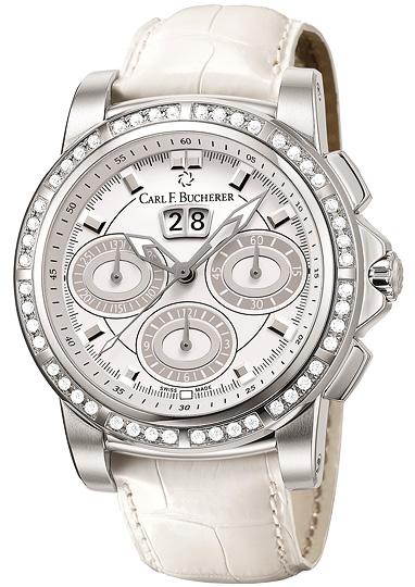 часы Carl F. Bucherer Patravi ChronoDate Ladies