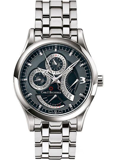 часы Carl F. Bucherer Manero RetroGrade