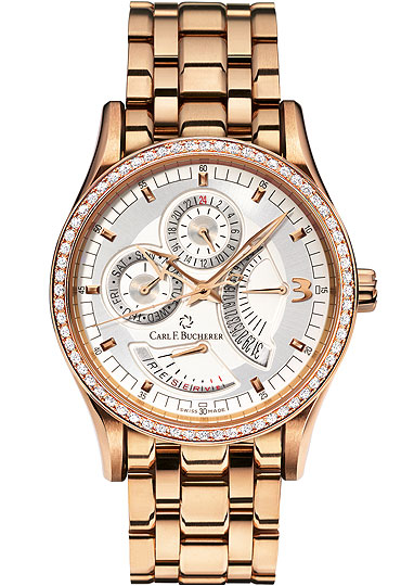 ���� Carl F. Bucherer Manero RetroGrade