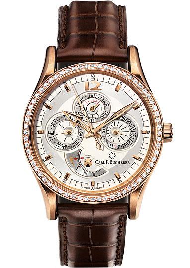часы Carl F. Bucherer Manero  Perpetual