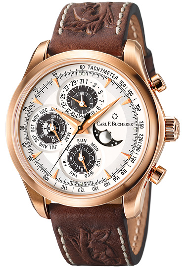 часы Carl F. Bucherer Manero ChronoPerpetual Stallion