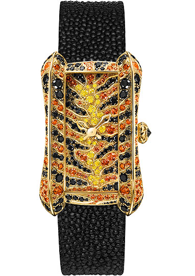 часы Carl F. Bucherer Alacria Diva WildCat