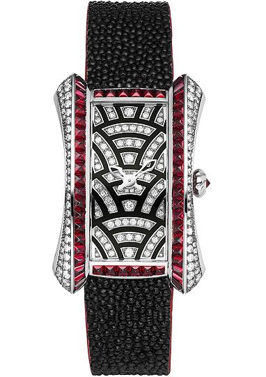 часы Carl F. Bucherer Alacria Diva Gothic