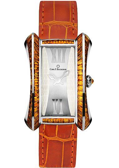 часы Carl F. Bucherer Alacria Diva Orange