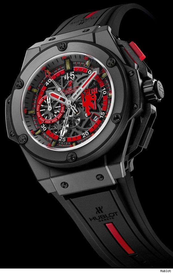 часы Hublot Hublot King Power Red Devil Manchester United