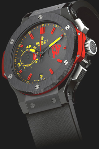 часы Hublot Big Bang Manchester United