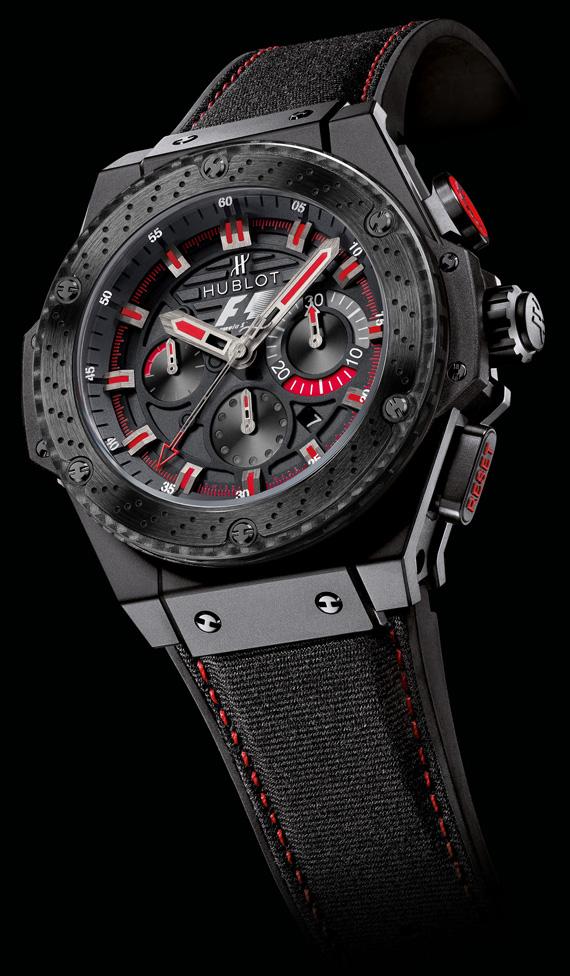часы Hublot Formula 1 King Power Ceramic