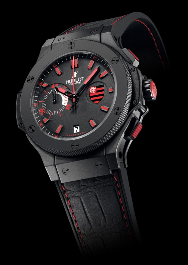 часы Hublot Big Bang Flamengo