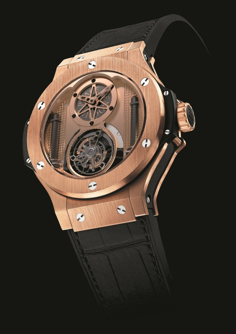 часы Hublot Vendome Tourbillon