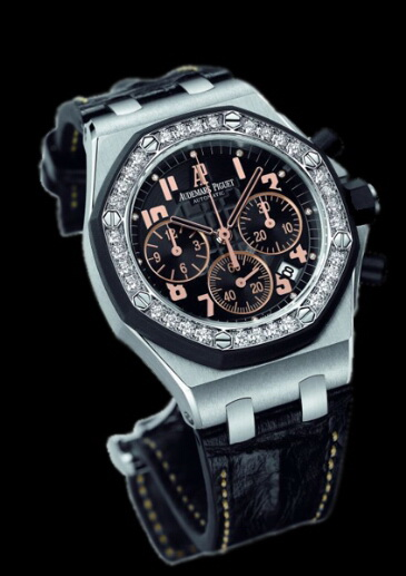 часы Audemars Piguet Royal Oak Offshore Ladies New York 57th Street