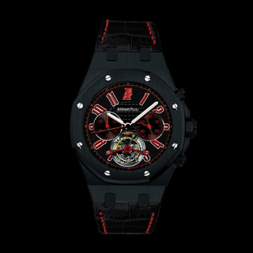 часы Audemars Piguet Royal Oak Offshore Las Vegas Strip Tourbillon