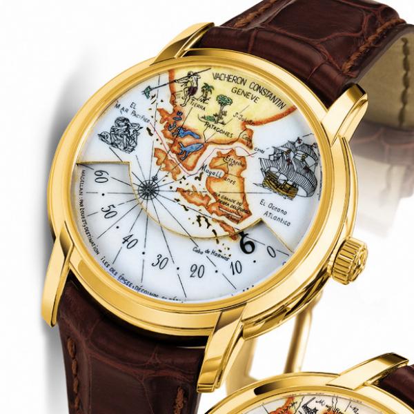 часы Vacheron Constantin Christopher Columbus