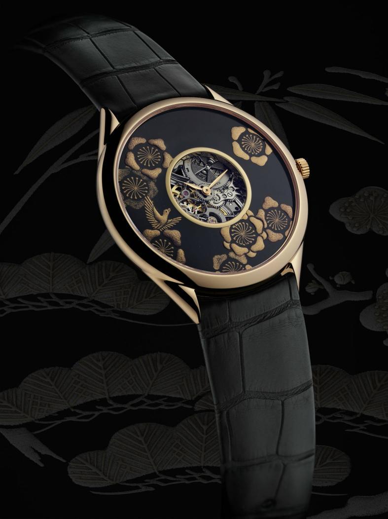 часы Vacheron Constantin La Symbolique des Laques