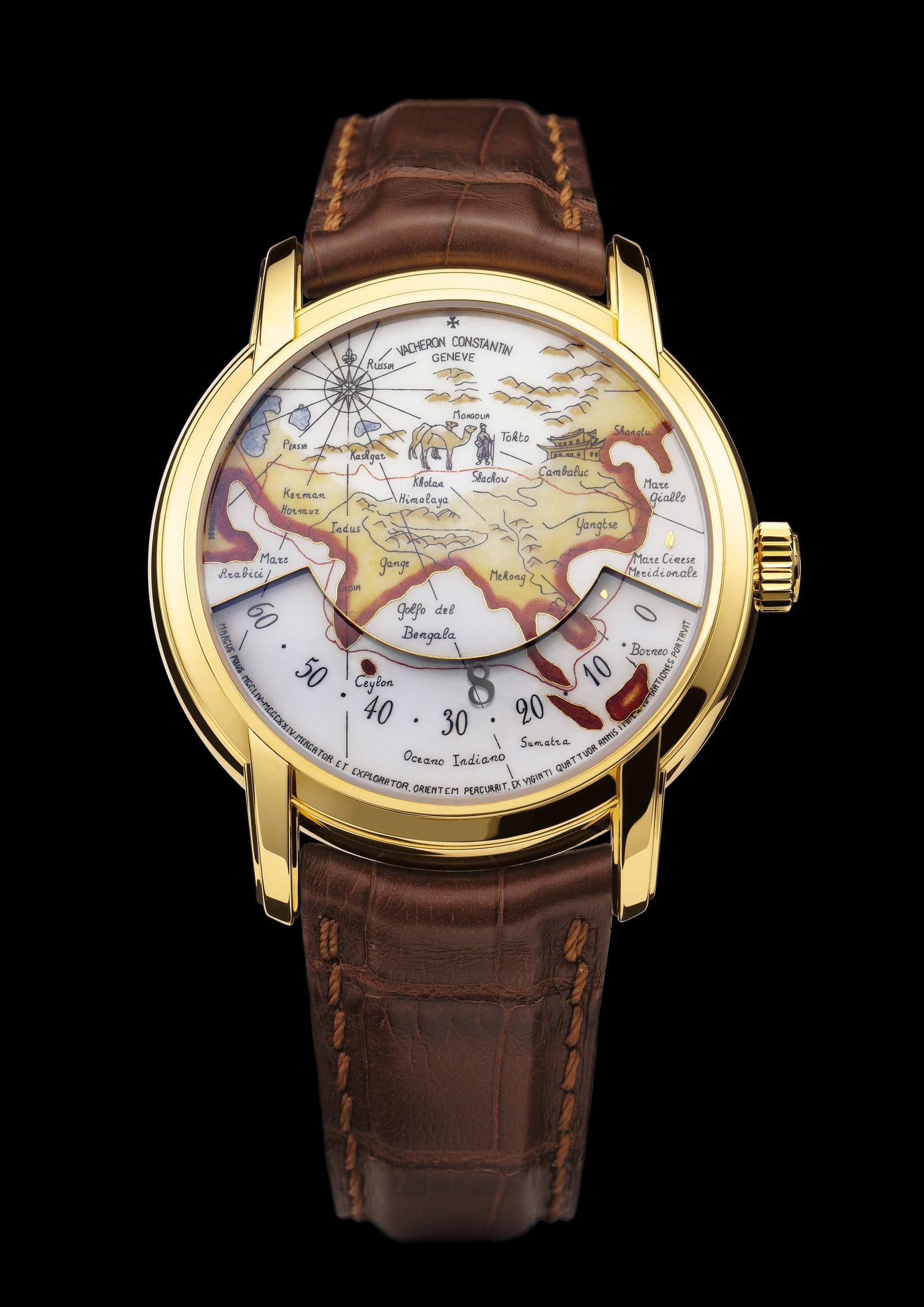 часы Vacheron Constantin Marco Polo