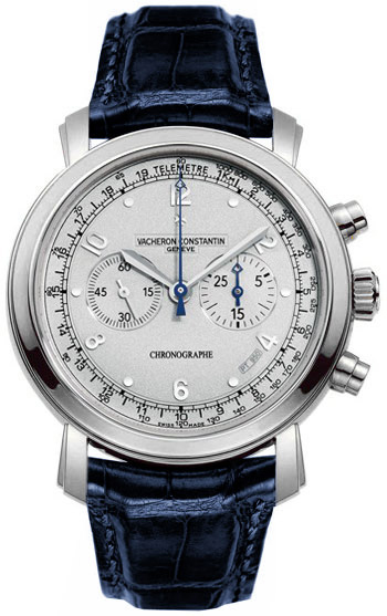 часы Vacheron Constantin Malte Manual Chronograph Platine Mens Watch