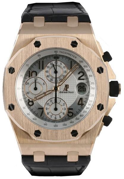 часы Audemars Piguet Royal Oak Offshore Jay-Z 10th Anniversary Limited Edition
