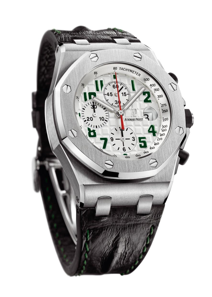 часы Audemars Piguet Royal Oak Offshore Pride of Mexico special edition
