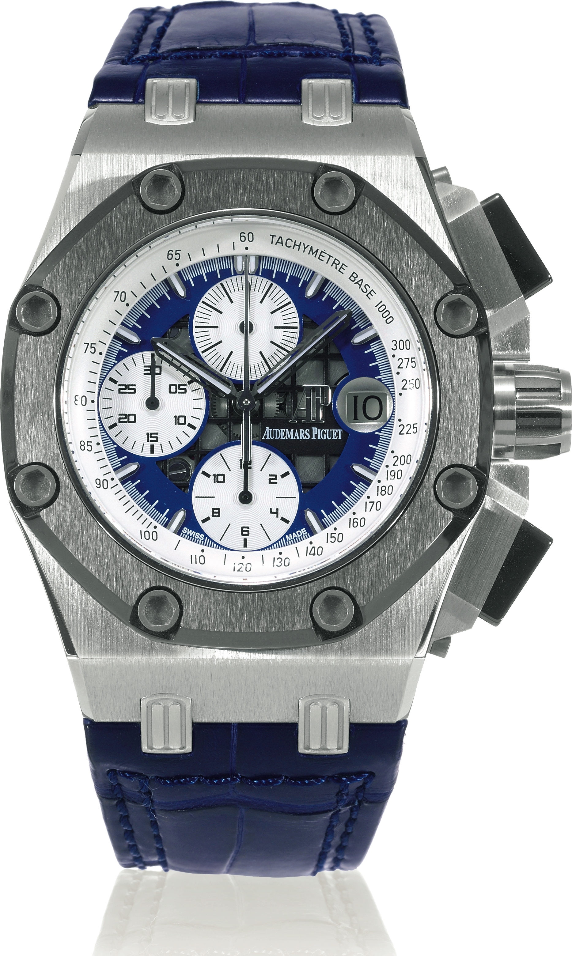 часы Audemars Piguet Royal Oak Offshore Rubens Barrichello Chronograph