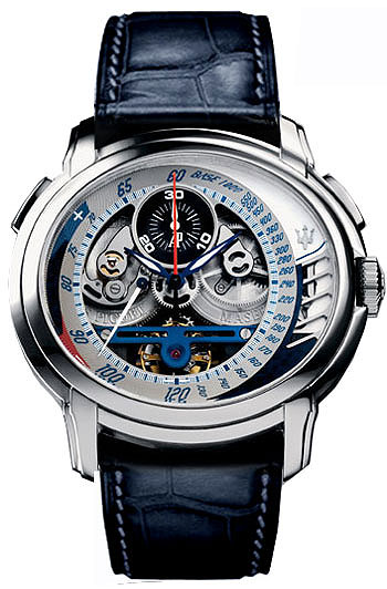 часы Audemars Piguet Millenary MC 12 Tourbillon Chronograph