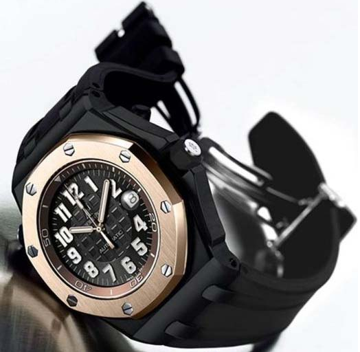 часы Audemars Piguet Royal Oak Offshore Scuba Bartorelli Limited Edition