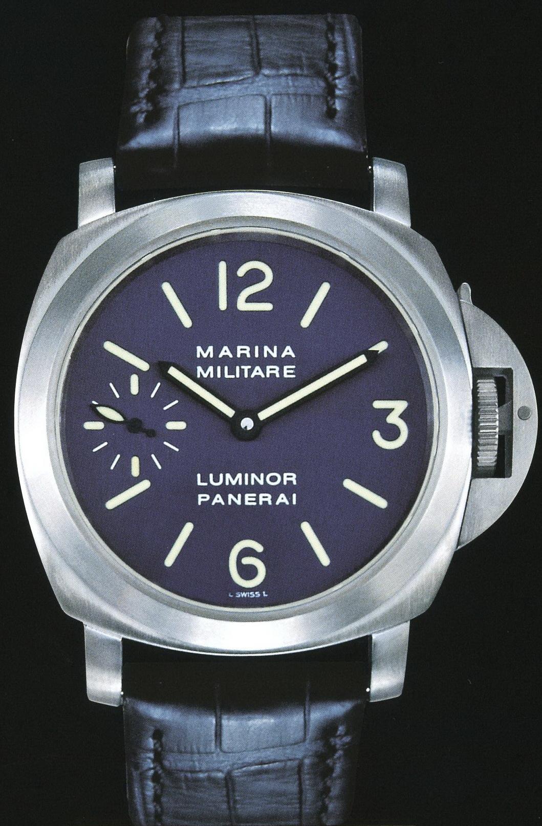 часы Panerai 2000 Special Edition Luminor Marina Militare Vespucci