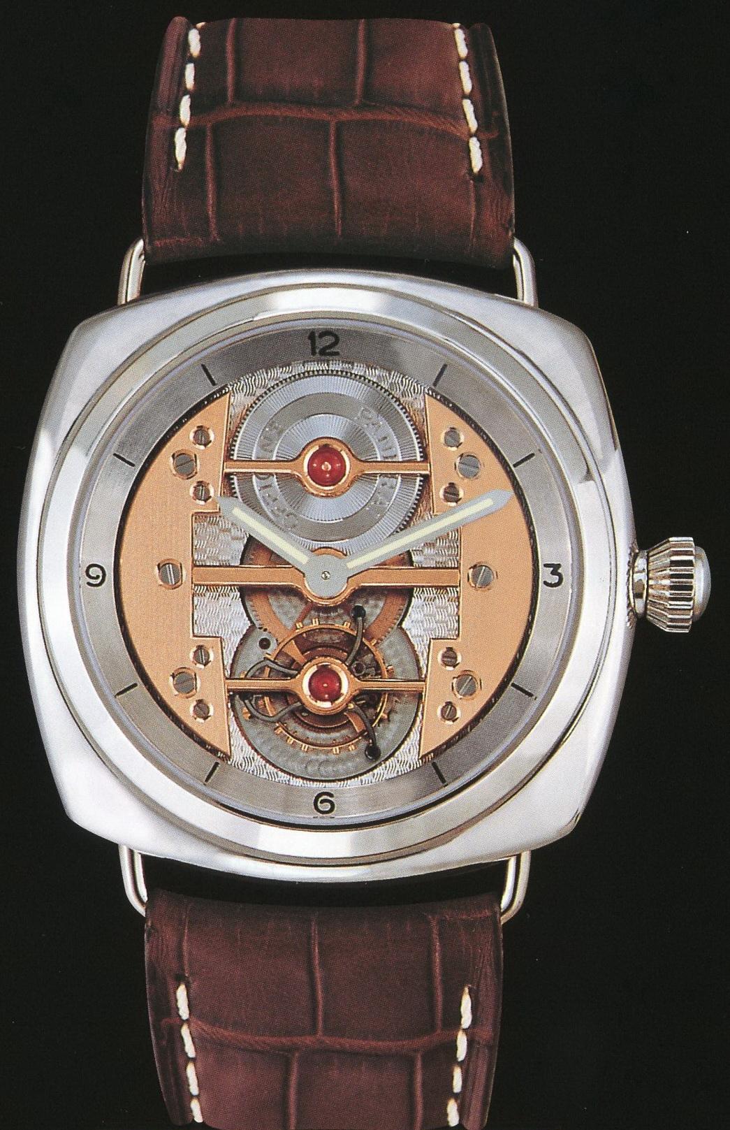 часы Panerai 2000 Special Edition Radiomir Tourbilon