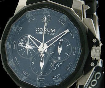 часы Corum Admiral's Cup Chrono Sport 48, Ti