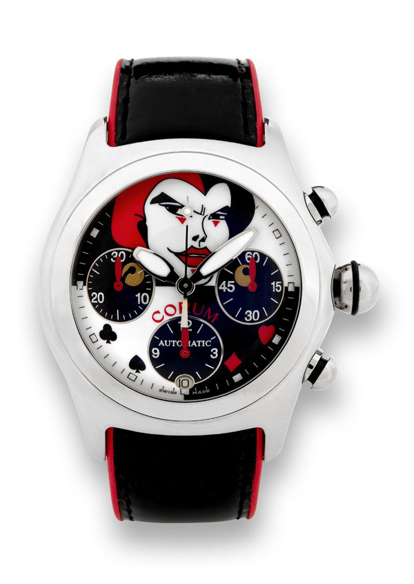 часы Corum Bubble Joker