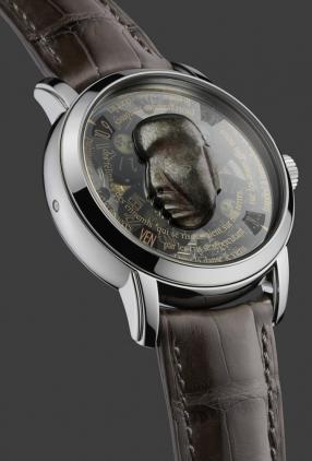 часы Vacheron Constantin Les Masques Mexico Mask