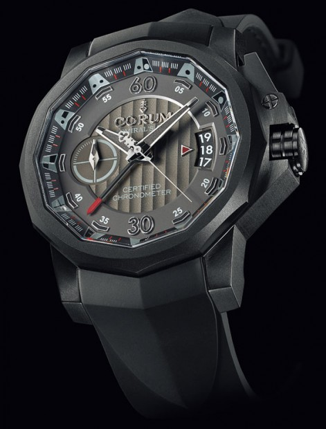 часы Corum Admiral's Cup Chronograph 44 Centro Mono-pusher