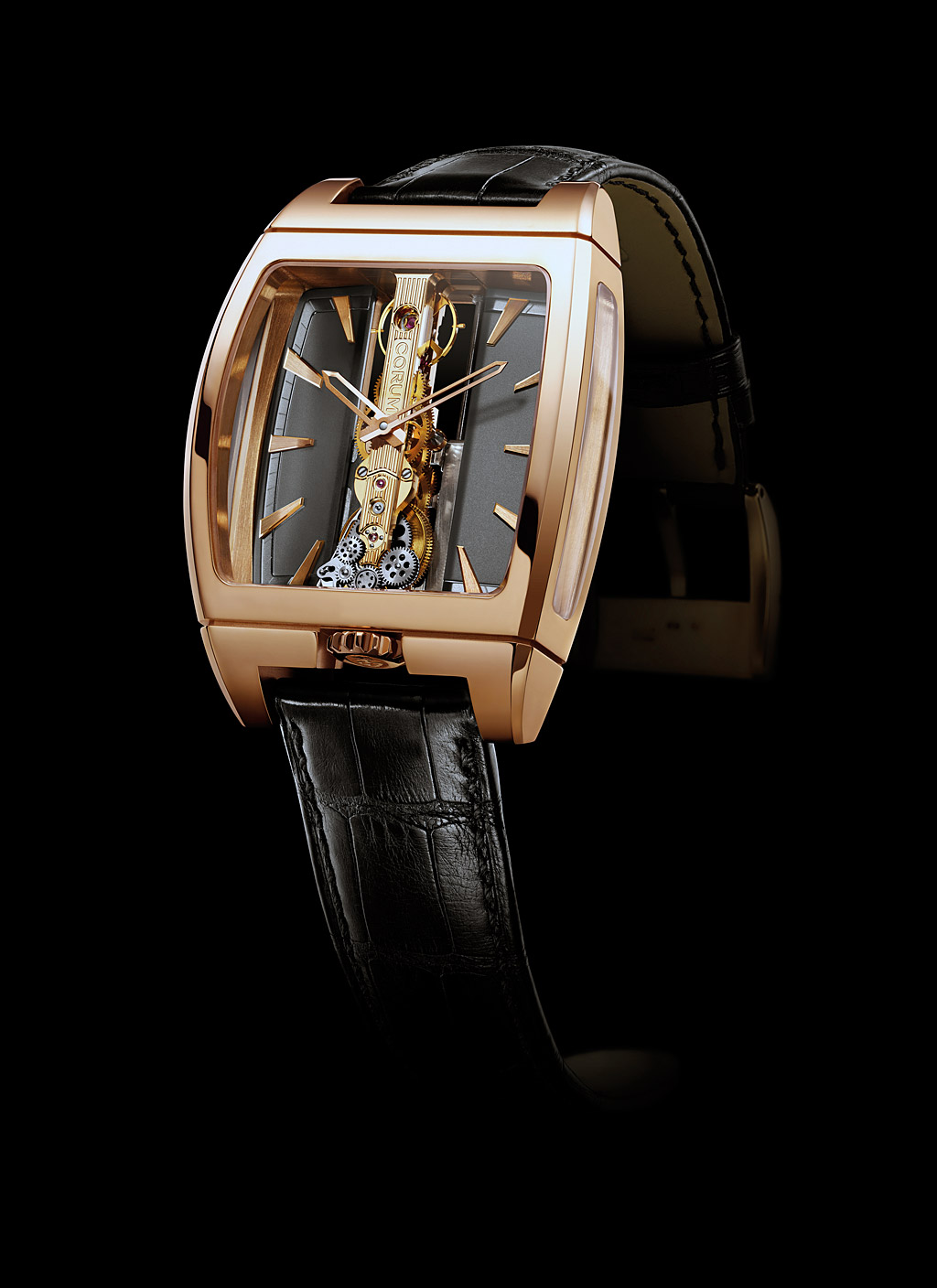 часы Corum Golden Bridge Automatic limited Edition 130