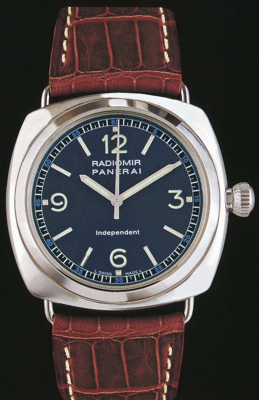 часы Panerai 2001 Special Edition Radiomir Independent
