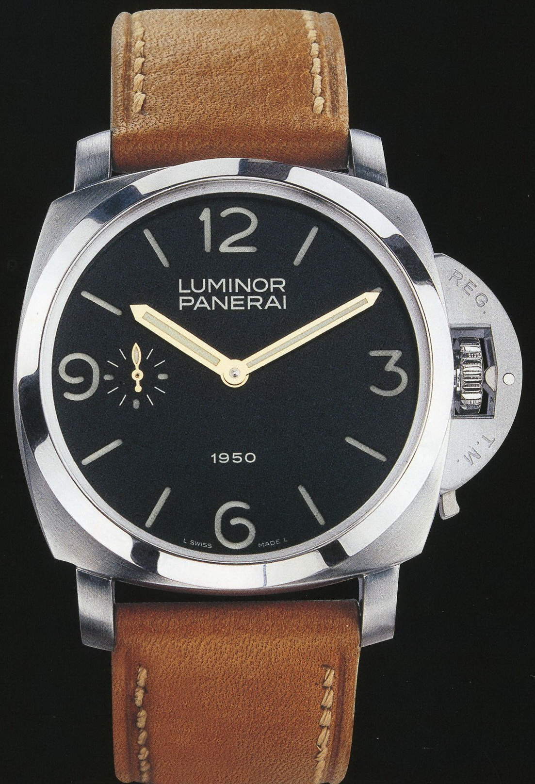 часы Panerai 2002 Special Edition Luminor 1950